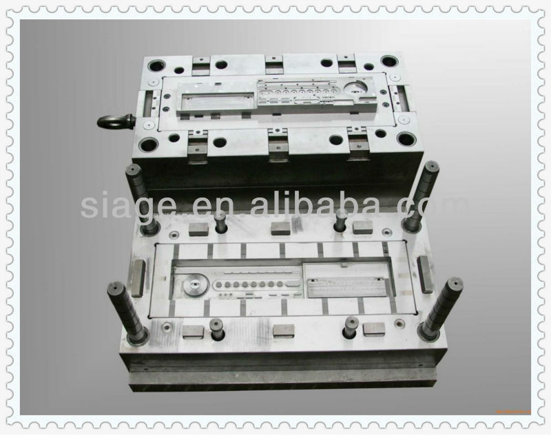 precision injection plastic mould maker