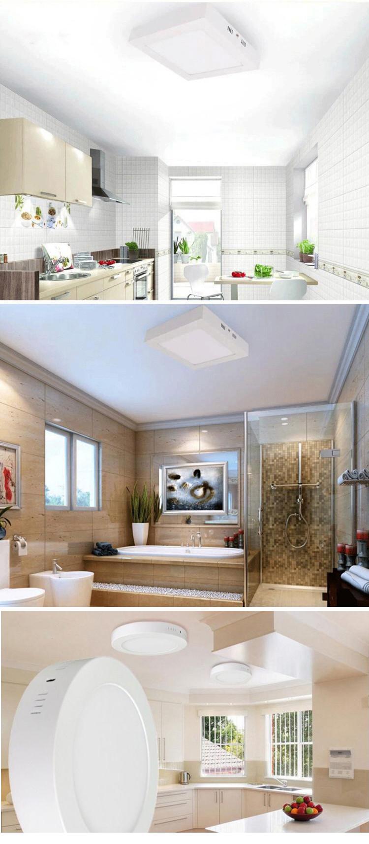 Moderne Chian Hohe-ende Büro Küche Bad Led Oberfläche Panel Licht Led-panel  Licht Led-licht Panel - Buy Led Oberfläche Panel Licht,Led-panel ...