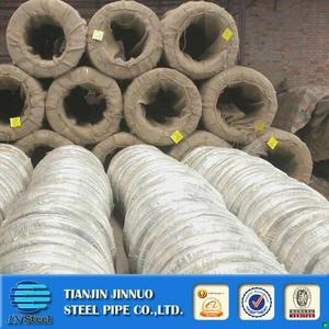 Plastic galvanized wire baiyi thin stainless steel wire in spool