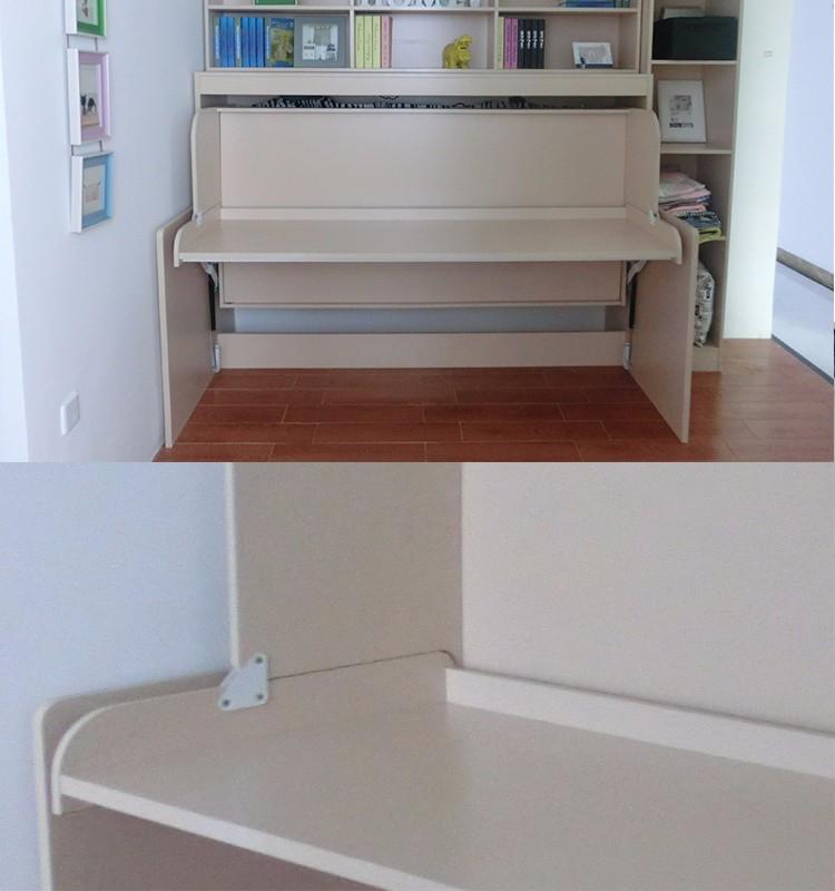 Modische Wand Bett Kinder Wand Bett Schreibtisch Schlafzimmer Klappbett Mit  Schreibtisch - Buy Klappbett Mit Schreibtisch,Wand Bett,Wand Bett ...