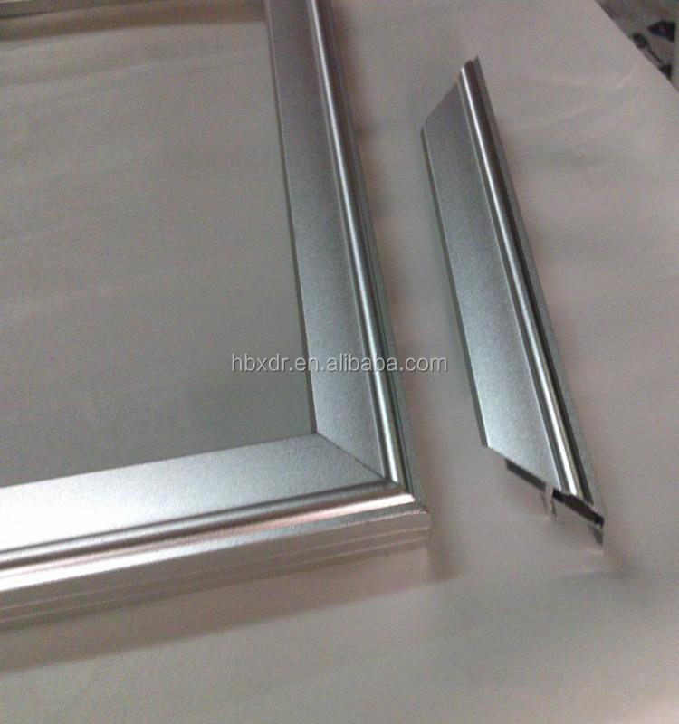 Odm Dibujo Cuadro Marco De Aluminio Perfiles/publicidad Marco De ...