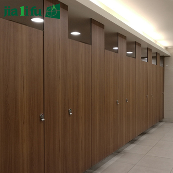 JIALIFU modern ceiling hung toilet partition door