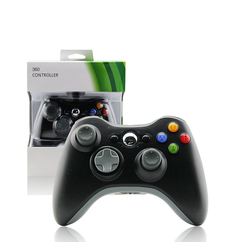 Wireless Game <strong>Controller</strong> Gamepad Joypad For Xbox 360 <strong>Controller</strong>