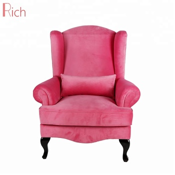 European American Occasional One Fancy Arm Chair Italy Upholstered Hotel Room Cheap Restaurant Single High Back  sc 1 st  Alibaba & European American Occasional One Fancy Arm Chair Italy Upholstered ...