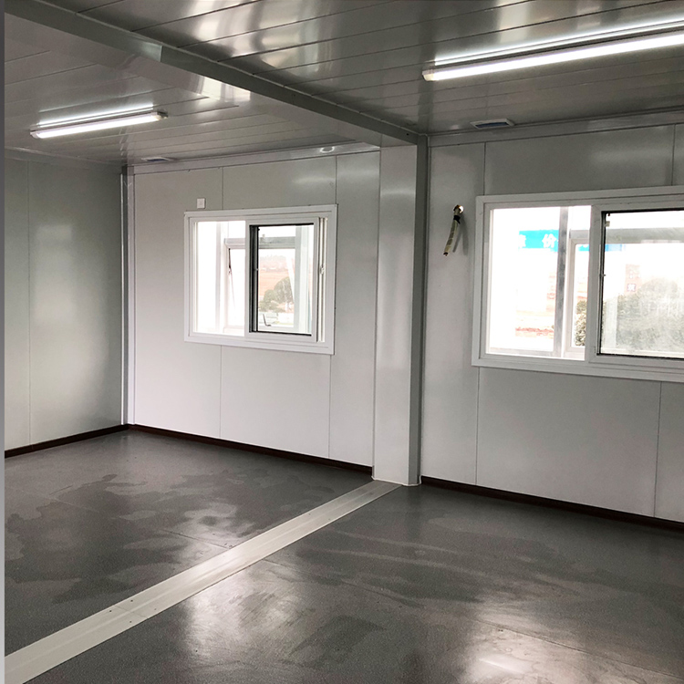 furnished living 20ft luxury shipping container house