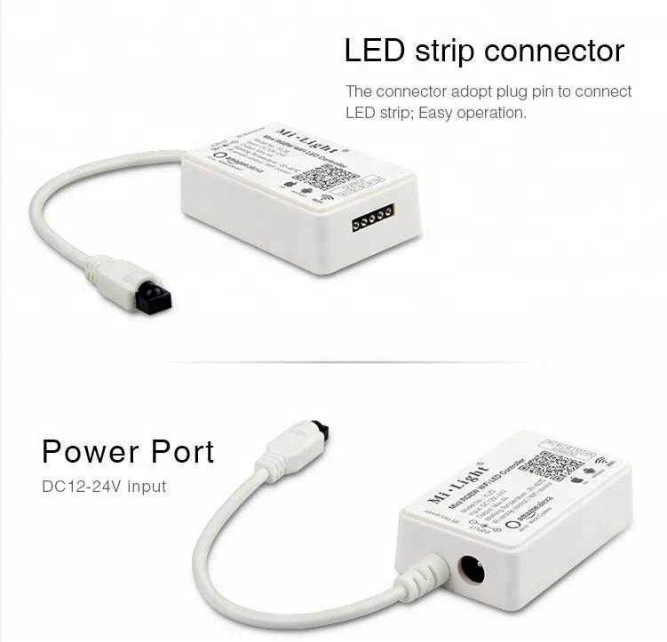 Furniture Ouneed 88 X 60 X 56mm 12v 8a Pir Sensor Led Strip Light Switch Dimmer Brightness Adjustable Controller Gifts Pp
