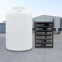 200 Liter to 5000 Litre 20000 Liter Water Storage Tank With Float Switch