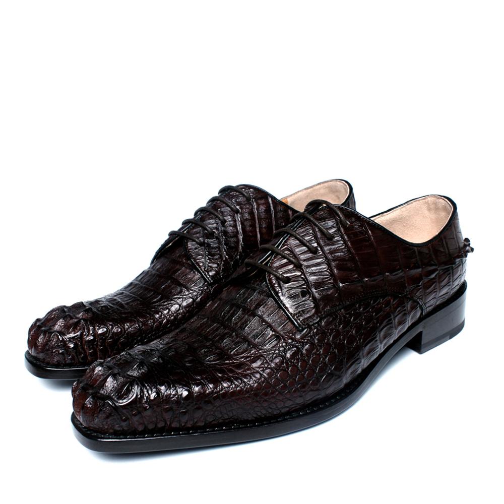 Alligator Dress Shoes For Men 92