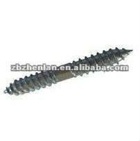 High Quality Steel Two/Double Sided Screw