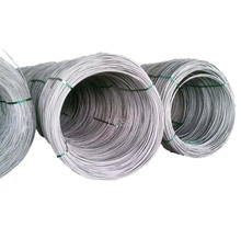 SAE 1008 low carbon steel wire rod cho xây dựng vật liệu xây dựng