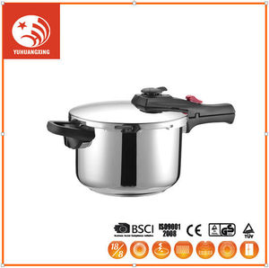 Non-Stick Philippe Richard Pressure Cooker Stainless Cooking Appliances  Parts