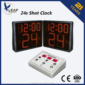 Led digital basketball shot clocks for sale