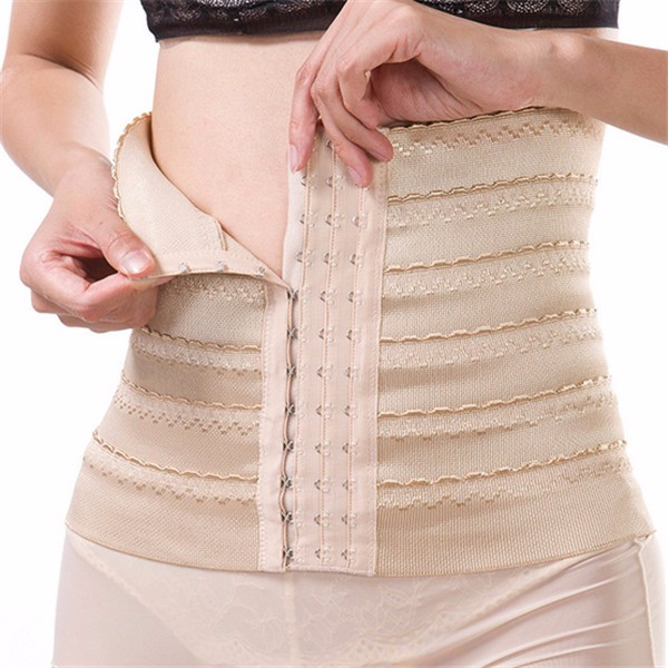 Bottom price hotsell women slim body shaper belly control slimming girdle