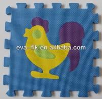Non-toxic Fun play foam eva floor pad