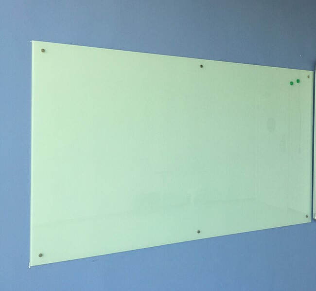 soft whiteboard with magnetic and can be write on front surface