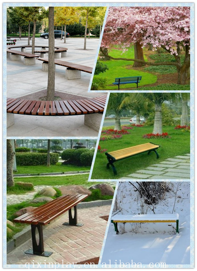 High Quality Stainless Steel Park Furniture Tables And Bench/metal Garden  Table And Chair/