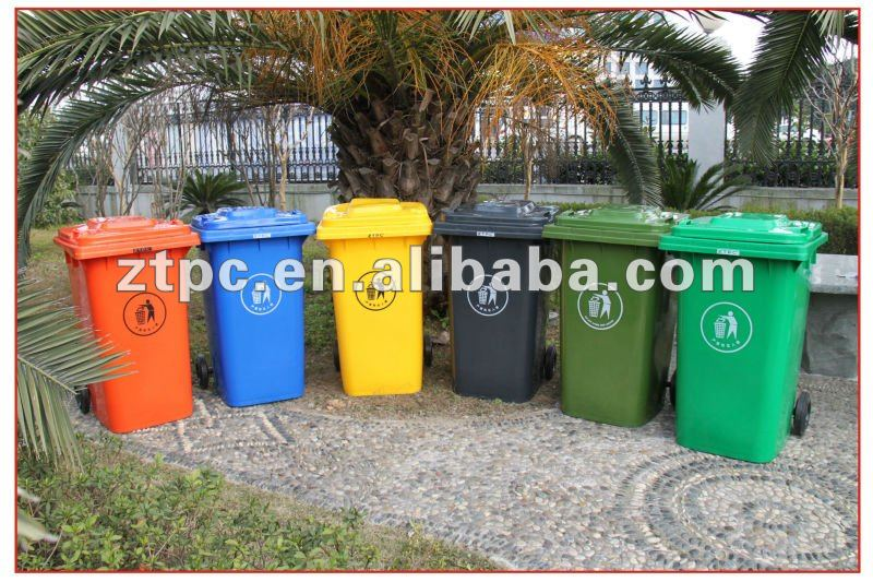 240l Hdpe Medical Waste Bin