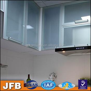 Merveilleux Aluminum Kitchen Design Cabinets Aluminum Profile Frame Cabinet Glass Door  For Modern Kitchen Cabinet Popular In