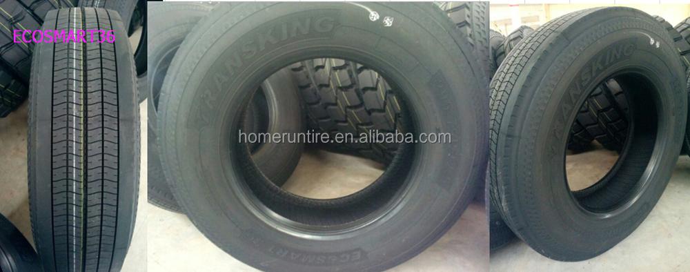 Transking Ecosmart Tuck Bus Tires 275/80r22.5 For Usa,Radial Tire ...