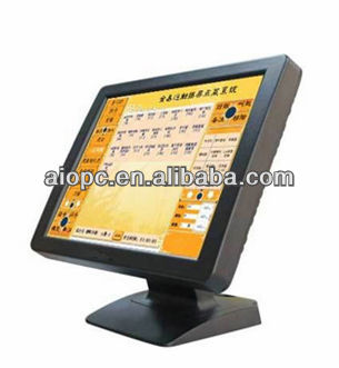 "17"" Touch Computer for POS Application/Ordering system(touch all in one pc)"