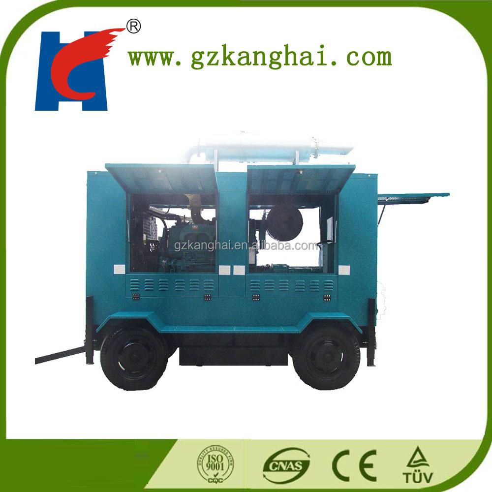 Precio barato tipo silencioso generador diesel generador - Generador electrico barato ...