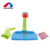 multifunction children educational projection desk learning toy with drawing board