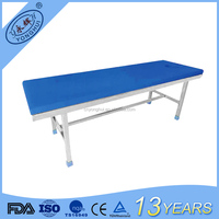China Best medical equipments aluminum portable massage bed for home use