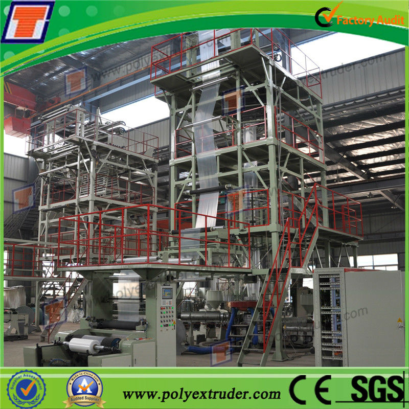Eco-Friendly pvc shrink film making machine