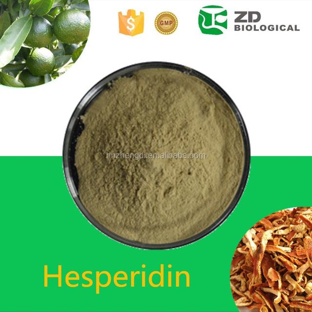 Citrus Aurantium Extract Hesperidin 90% 95% 98%