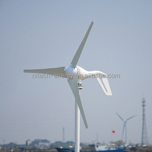 200w windmill generator 12v/24v horizontal wind turbine