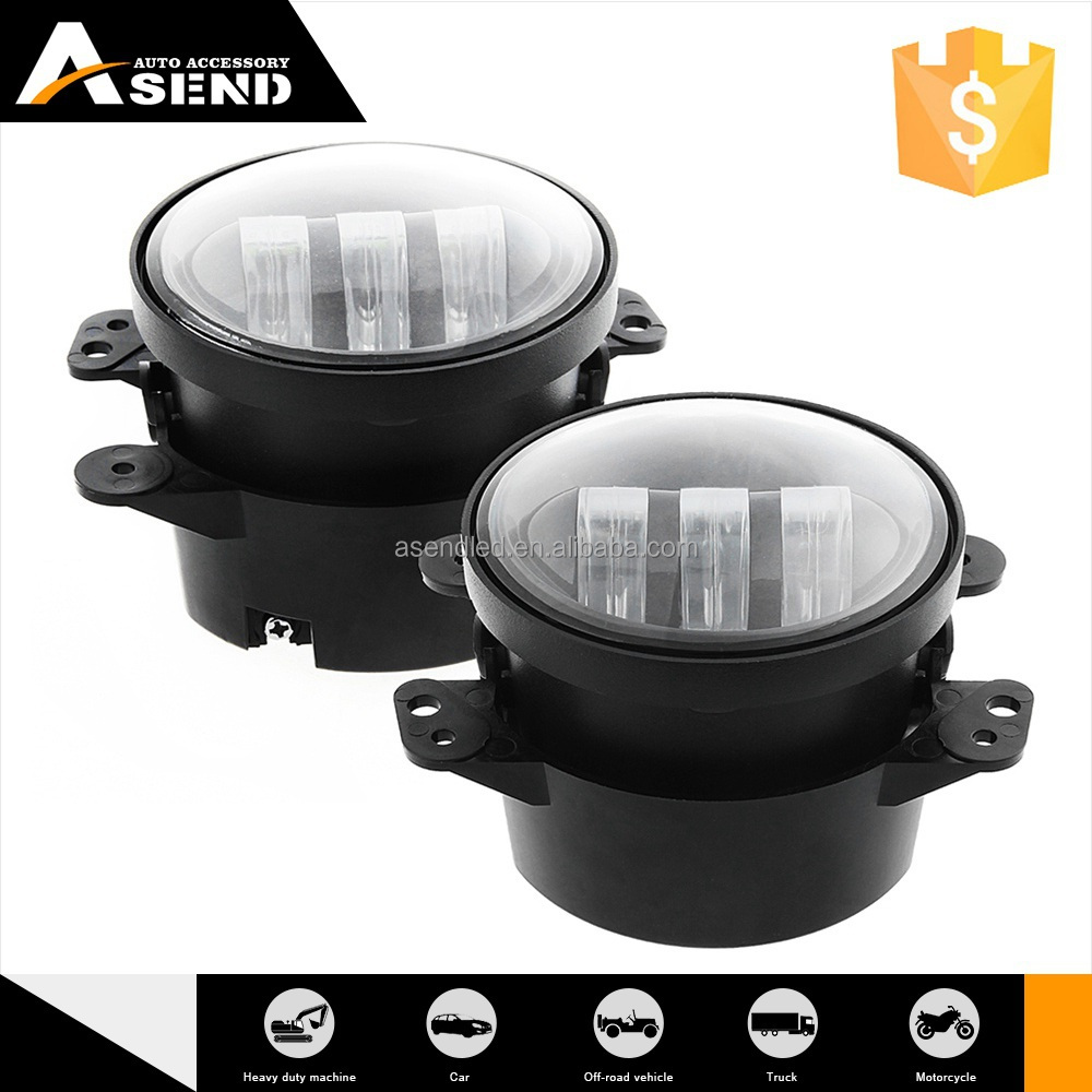 Promotional Export Quality Customized Oem Ce Certified Led Front Bumper Fog Light