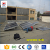 Photovoltaic modules application / solar module system