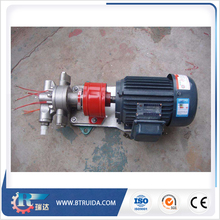 kcb series stainless steel fuel transfer rotary oil gear pump