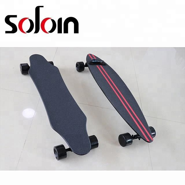 Hot sale cheap remote control 4 wheel Electric Skateboard