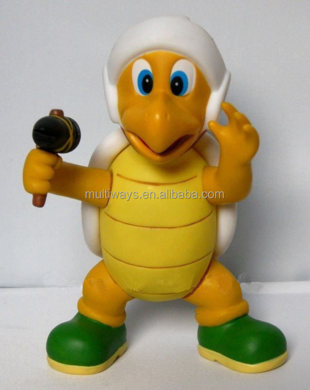 Rare & New PVC Super Mario Koopa Troopa turtle figure toy