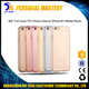 Free samples tpu ultrathin bumper and clear pc back case for iphone 5 5s