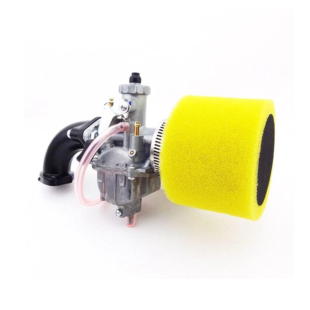 VM22 Carburetor For Lifan YX SSR CRF50 110cc 125cc 140cc Engine Mikuni Pit Dirt Bike ATV Carb New