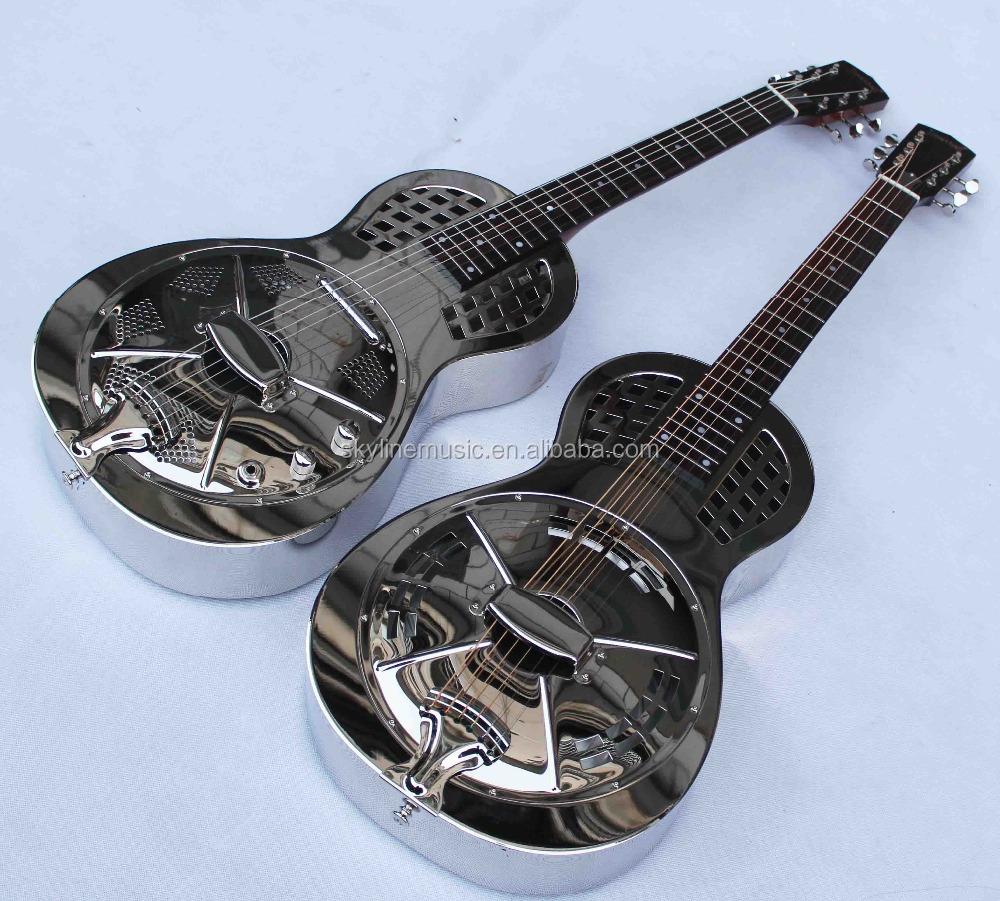 Asian resonator guitar manufacturer — photo 12