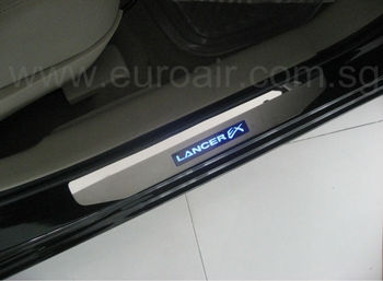 Door Sill Plate For Mitsubishi Lancer Ex Scuff Plate - Buy ...