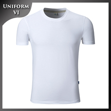 white blank custom 100% cotton fabric men t shirt printing wholesale china