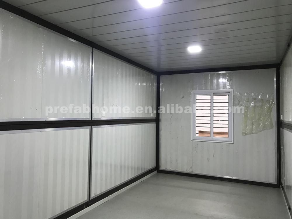 Factory direct steel prefab collapsible house for sale