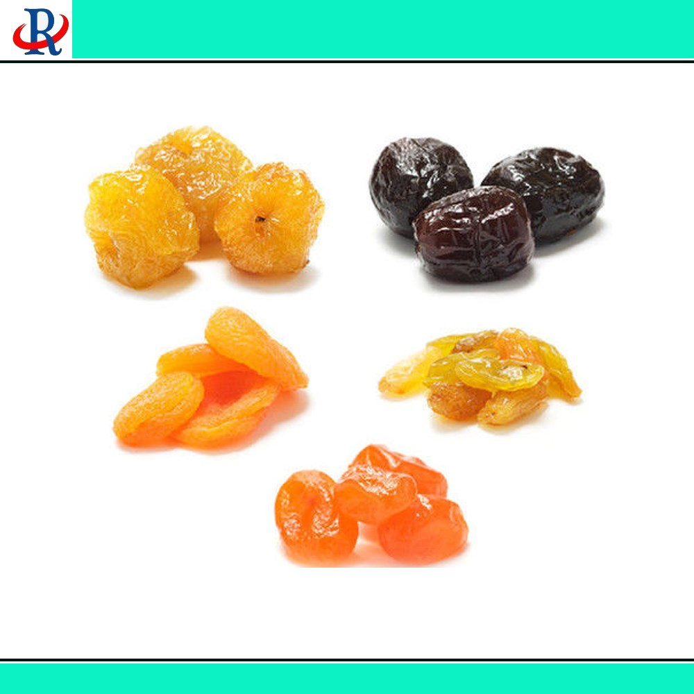 2017 Sweetmeats/dried fruit with pure natural taste