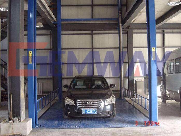 Lectrique hydraulique voiture ascenseur pour l 39 usine ou la maison garage ponts l vateurs id - Garage ascenseur pour voiture ...