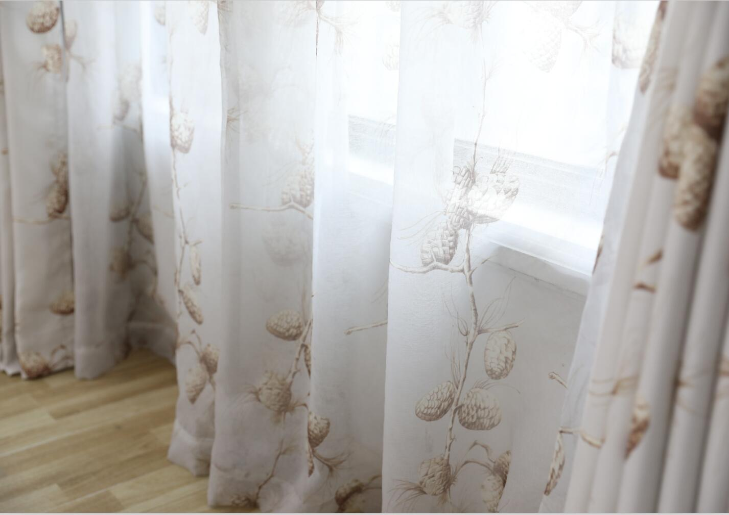 Online Sale  Livingroom Curtain, Best Selling Products Living Room Photo Print Curtains/