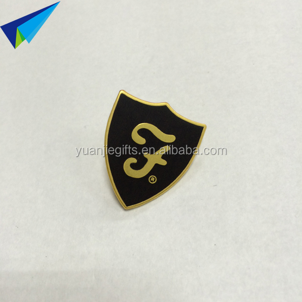 MOQ is 100 piece Colorful different shape metal lapel pins in beautiful design