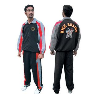 Pure Polyester Kick Boxing Track Suit