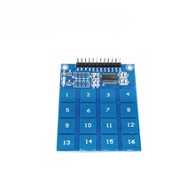 16 Way XD-62B TTP229 Capacitive Touch Switch Digital Sensor module