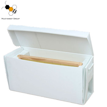 5 Frames Pp Corflute Beehive/plastic Nuc Box Bee Hive For Honey Bees ...