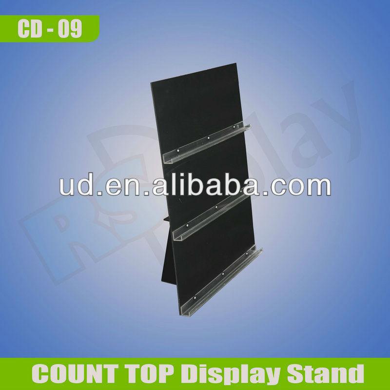 acryl z hler cd display st nder anzeigen zahnstangen. Black Bedroom Furniture Sets. Home Design Ideas