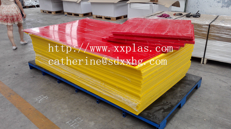 Polymer wear plates strips/high density polyethylene wear-resisting plate/virgin HDPE : plastic wear plates - Pezcame.Com
